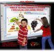 Aktívne učenie sa pomocou interaktívnej tabule na pracovnom vyučovaní v špeciálnej základnej škole