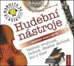 Nebojte se klasiky - KOMPLET Hudební nástroje 17-20