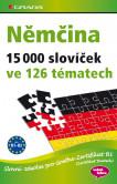 Němčina 15 000 slovíček ve 126 tématech
