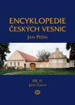 Encyklopedie českých vesnic II., Jižní Čechy