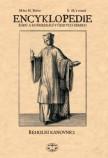 Encyklopedie řádů, kongregací a řeholních společností katolické církve v českých zemích II.  - 1. sv