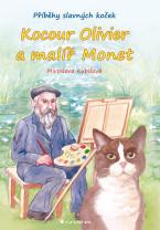 Kocour Olivier a malíř Monet