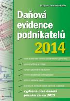 Daňová evidence podnikatelů 2014