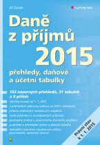 Daně z příjmů 2015
