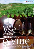 Vše, co byste měli vědět o víně....