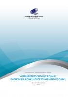 Konkurenceschopný podnik: Ekonomika konkurenceschopného podniku