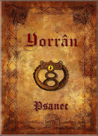 Yorrân - 3. kniha  - Psanec