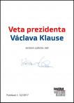 Veta prezidenta Václava Klause