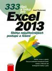 333 tipů a triků pro Microsoft Excel 2013