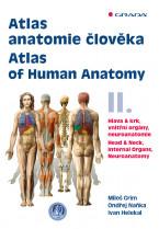 Atlas anatomie člověka II. - Atlas of Human Anatomy II.