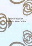 Slovanská osobní jména 2011