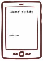 """""""Balada"""" o kožichu"""