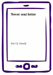 Never sent letter