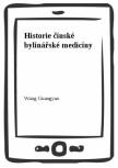 Historie čínské bylinářské medicíny