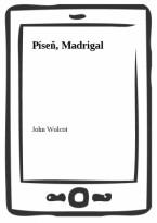 Píseň, Madrigal