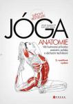JÓGA - anatomie, 2. rozšířené vydání