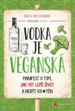 Vodka je veganská