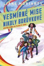 Vesmírné mise Nikoly Borůvkové 2: Děsivá zloba na planetě Šoba
