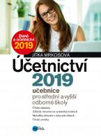Účetnictví 2019, učebnice pro SŠ a VOŠ