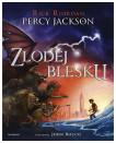 Percy Jackson - Zloděj blesku (ilustrované vydání)