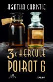 3x Hercule Poirot 6