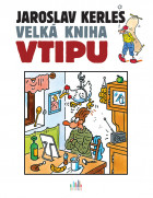 Velká kniha vtipu - Jaroslav Kerles