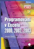 Programování v Excelu 2000, 2002, 2003