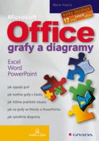 Office - grafy a diagramy