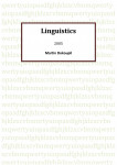 Linguistics 2005 (2012)