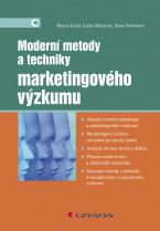 Moderní metody a techniky marketingového výzkumu