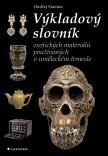 Výkladový slovník exotických materiálů
