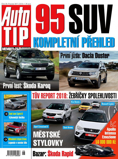 tüv report 2017