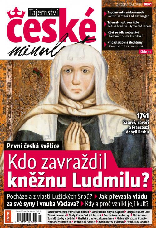 Tajemství české minulosti