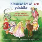 Klasické české pohádky (Němcová, Erben)