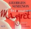 4x komisař Maigret (potřetí)