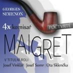 4x komisař Maigret