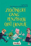 Zločinecký gang penzistov opäť úraduje