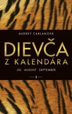 Dievča z kalendára 3 - júl, august, september