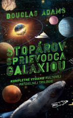 Stopárov sprievodca  - Stopárov sprievodca galaxiou