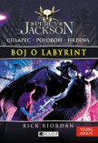 Percy Jackson 4 – Boj o labyrint