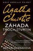 Hercule Poirot  - Agatha Christie - Záhada troch štvrtín