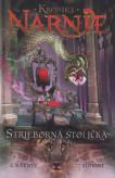 Strieborná stolička - Kroniky Narnie (Kniha 6)