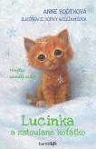Lucinka a zatoulané koťátko