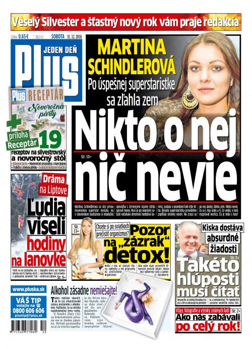 e-časopis Plus 1 Deň   vydavateľ 7 Plus - Rajknih.sk 85de08eeb84