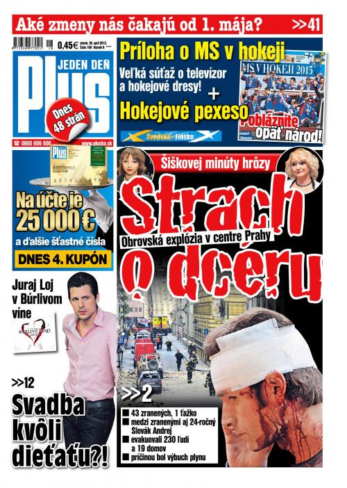 e-časopis Plus 1 deň 100 2013   vydavateľ 7 Plus - Rajknih.sk 9ed04f5a0b1