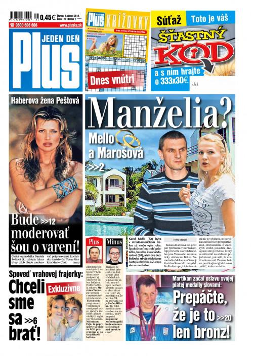 e-časopis Plus 1 deň 178 2012   vydavateľ 7 Plus - Rajknih.sk 2a0b4c9941f